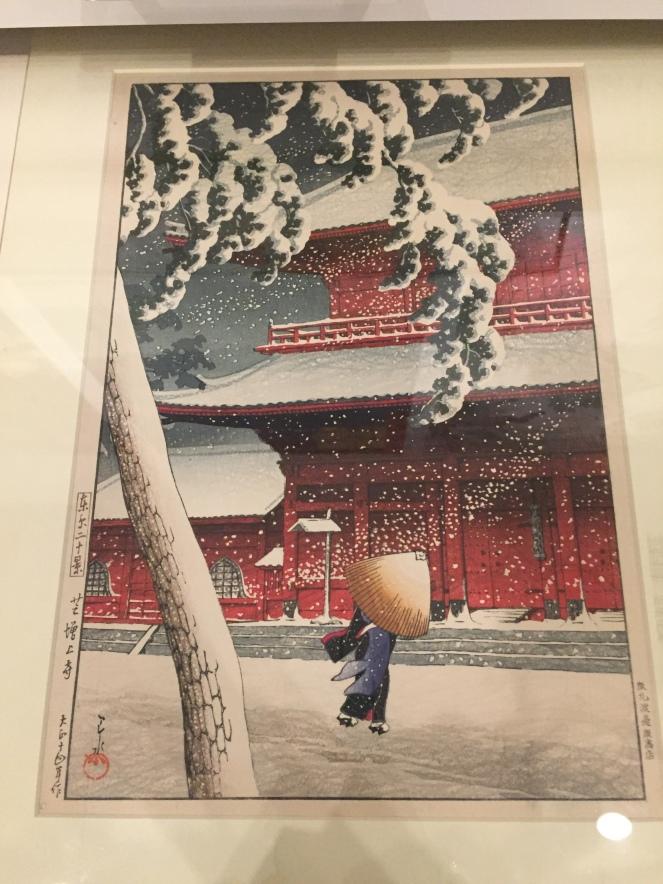 Chinese Snow